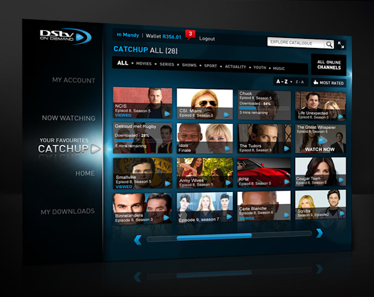 Quality Entertainment Channels by Pretoria DStv Installation