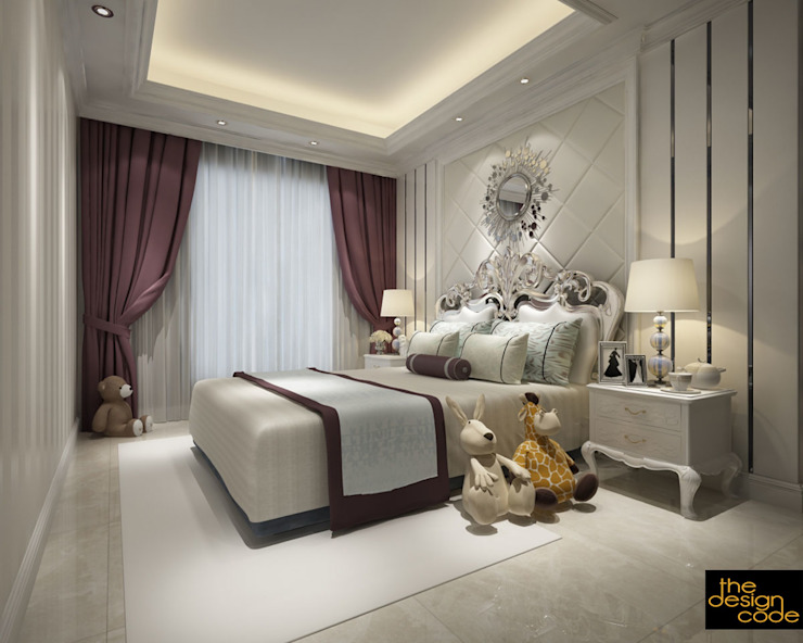 Classic style bedroom by homify Classic Plastic