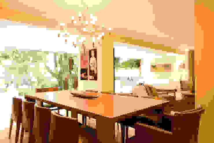 Salas de jantar minimalistas por Complementos C.A. Minimalista