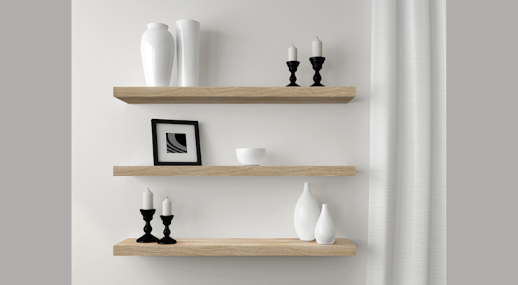BOY Floating Shelves by Regalraum UK