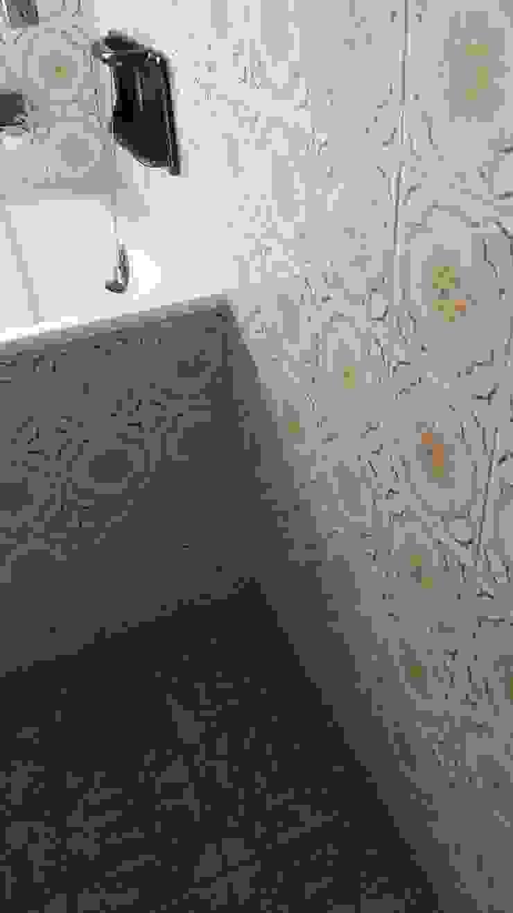 Architetto Alberto Colella Modern Bathroom Ceramic White
