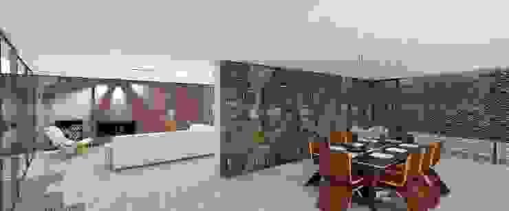 mediterranean  by arcq.o | rui costa & simão ferreira arquitectos, Lda., Mediterranean