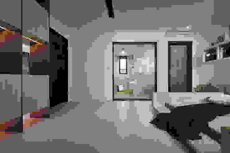 楊允幀空間設計が手掛けた寝室