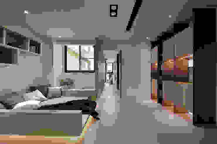 隨意隨心,恰如其分的空間 根據 楊允幀空間設計 現代風
