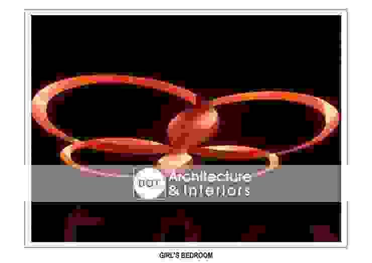 partmentKafr Abdo A من DOT Architecture and Interior كلاسيكي