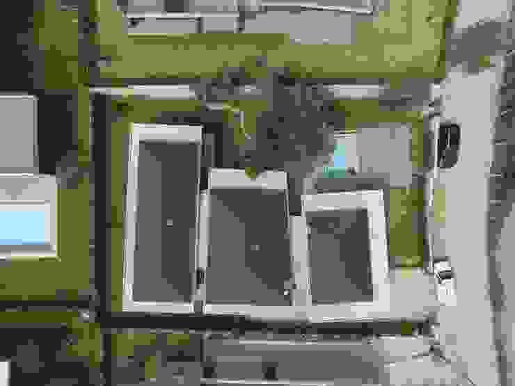 1 numaralı evin üstten görünüşü Egeli Proje Modern
