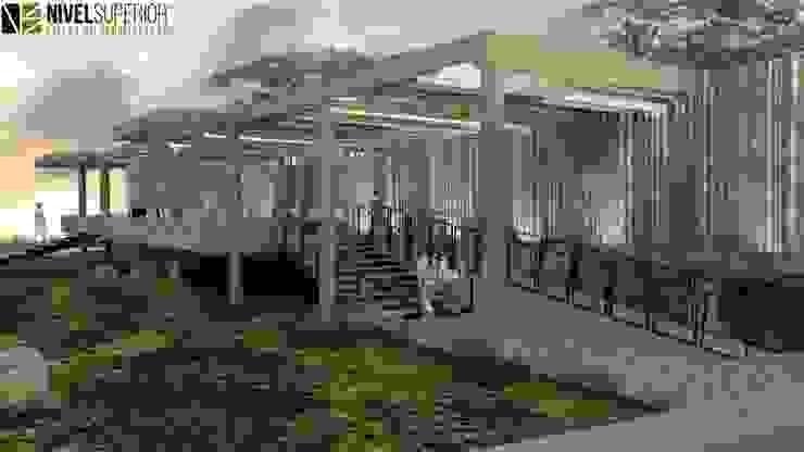 NIVEL SUPERIOR taller de arquitectura บ้านและที่อยู่อาศัย