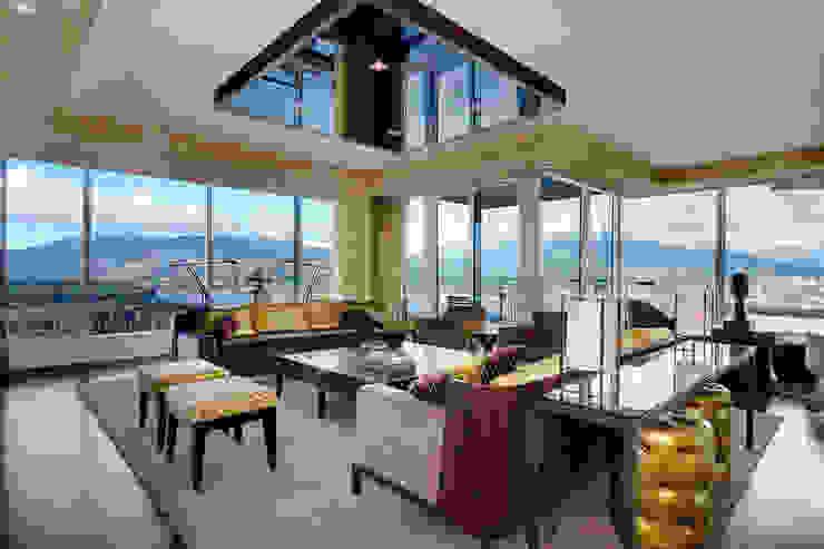 Interior Designers, Decorators and Design Services in Mumbai - Oxedea Interiors: modern  by Oxedea Interiors,Modern Glass