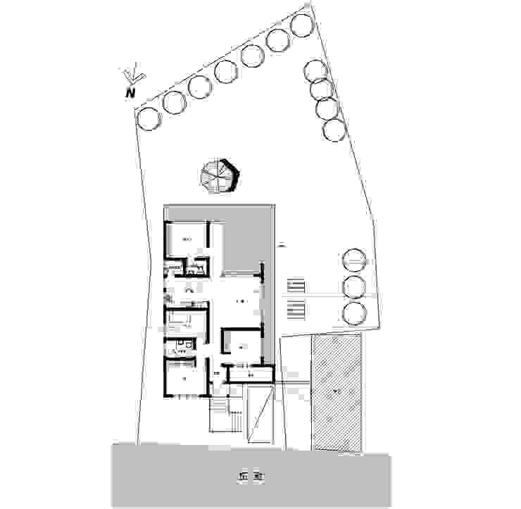 남양주 주택 리모델링 by isangwon architects