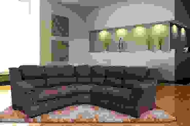 von SOFAMEX Tienda en línea Klassisch Textil Bernstein/Gold