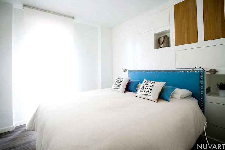 NUVART Спальня