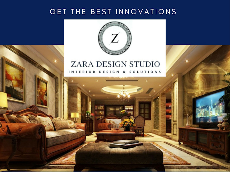 Interiors Modern living room by Shahnawaz Interio Modern
