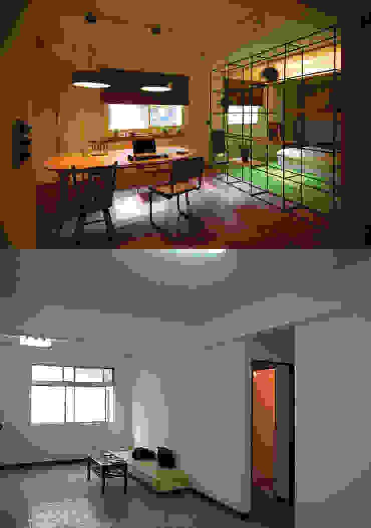 風景‧私宅: 亞洲  by 一穰設計_EO design studio, 日式風、東方風