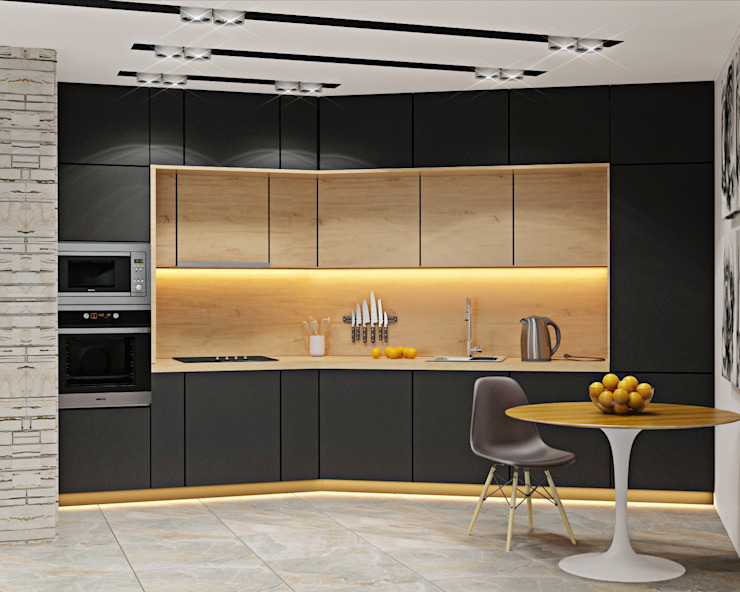 ДизайнМастер Modern Kitchen Beige