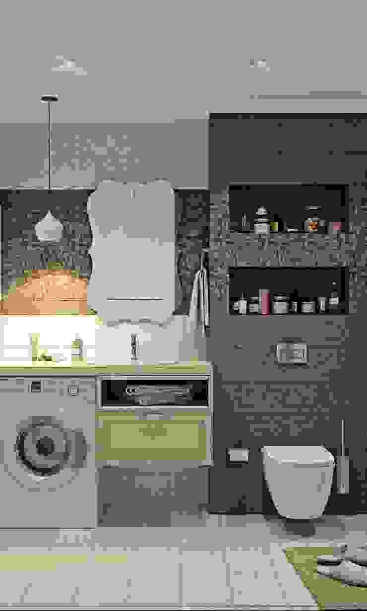 ДизайнМастер Classic style bathroom Beige