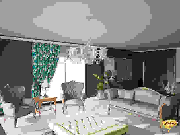 Livings de estilo  por Öykü İç Mimarlık