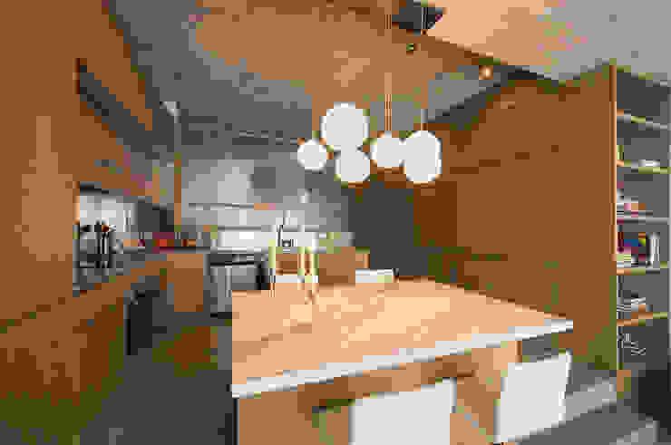KITCHEN de Martínez Arquitectura Minimalista
