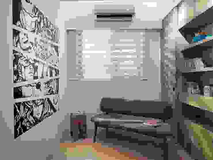 木皆空間設計 Oficinas de estilo escandinavo