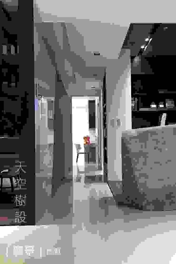 [願景] 現代風玄關、走廊與階梯 根據 designskytree 現代風