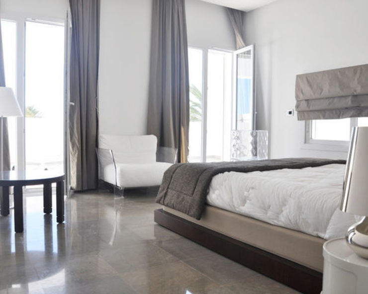 Akdeniz Yatak Odası B.A-Studio Akdeniz