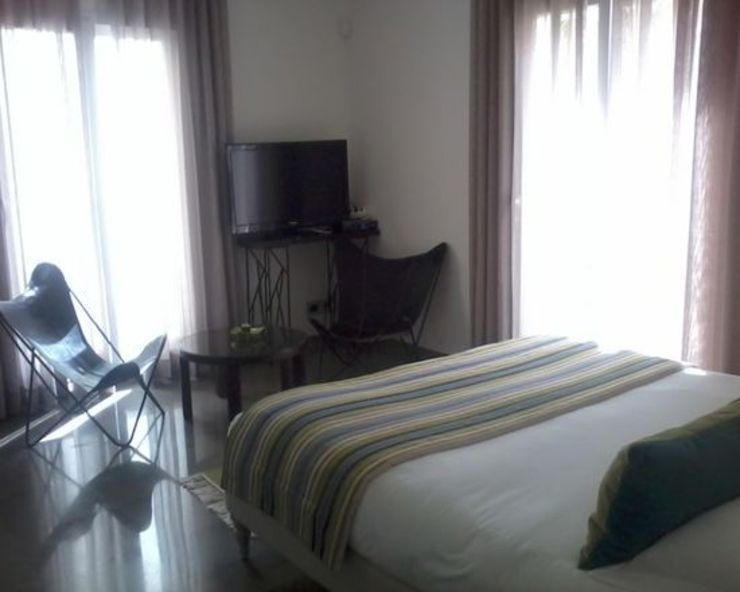 غرفة نوم تنفيذ B.A-Studio,