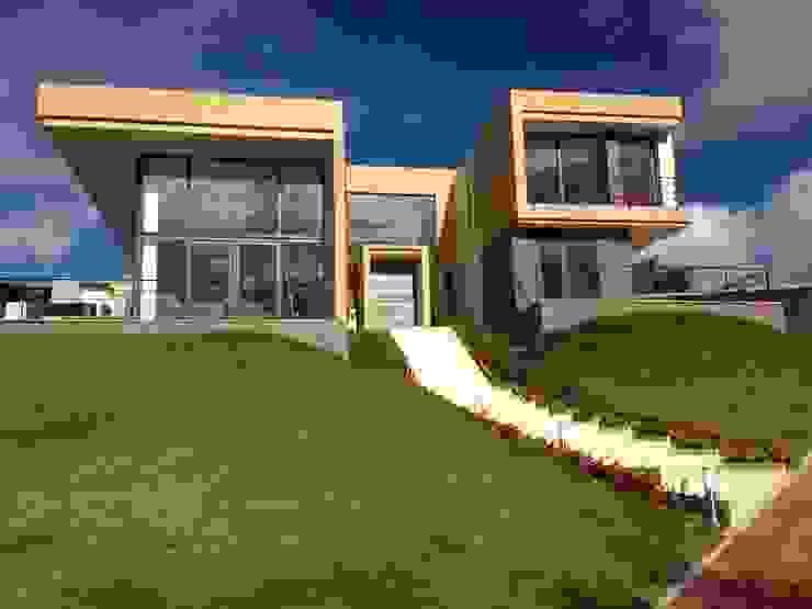 Casas Campestres Casas modernas de Arquitectos y Entorno S.A.S Moderno