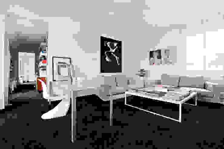 Salas modernas de PAOLO FRELLO & PARTNERS Moderno