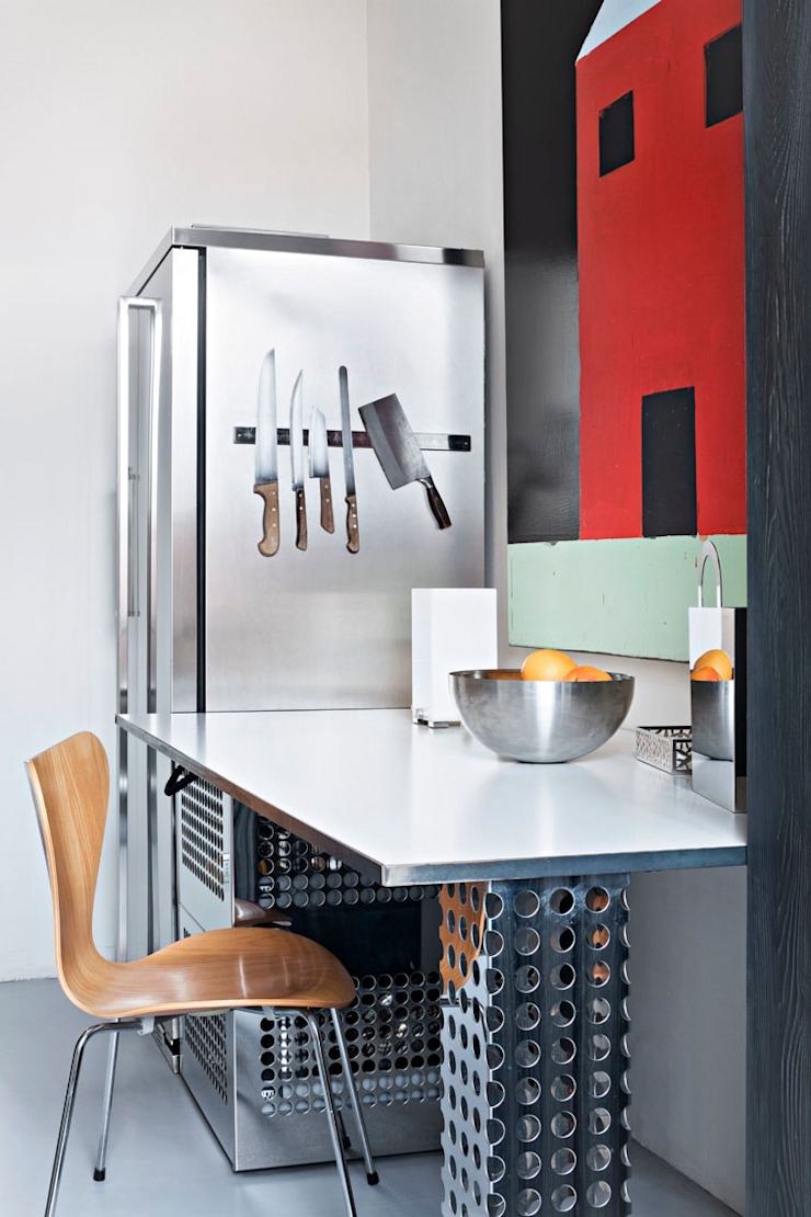 Кухня в стиле модерн от PAOLO FRELLO & PARTNERS Модерн