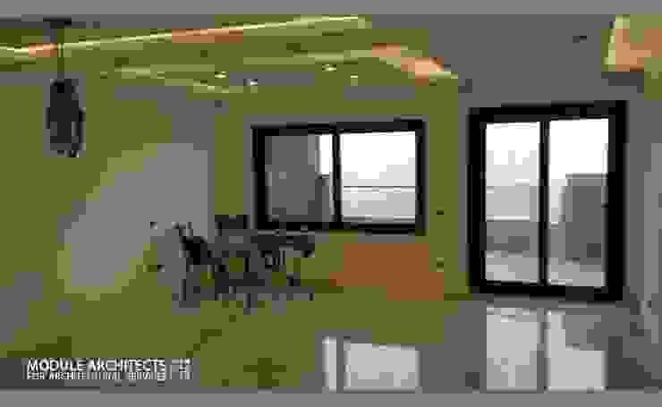 Private Apartment Hành lang, sảnh & cầu thang phong cách hiện đại bởi Module Hiện đại