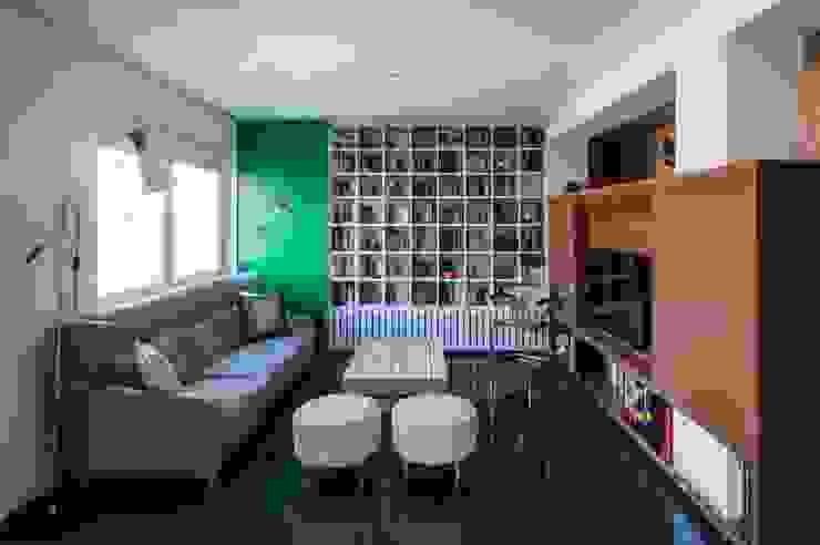 estudio551 Modern Living Room