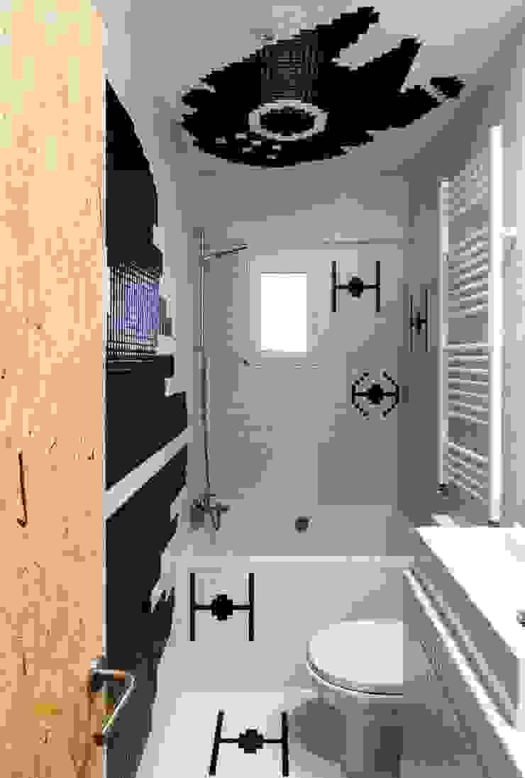 estudio551 Modern Bathroom