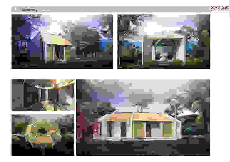 Một số dự án điển hình công ty cổ phần X.Y.Z đã triển khai Nhà phong cách tối giản bởi Công ty cổ phần X.Y.Z Tối giản