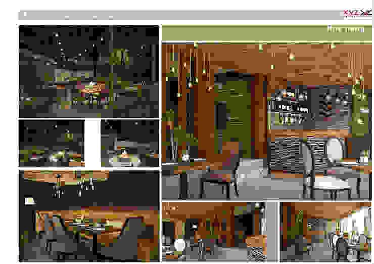 Một số dự án điển hình công ty cổ phần X.Y.Z đã triển khai Phòng ăn phong cách Bắc Âu bởi Công ty cổ phần X.Y.Z Bắc Âu