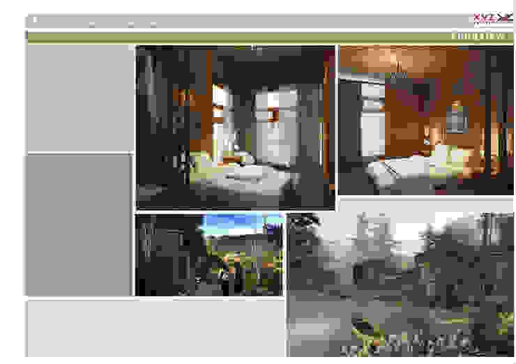 Một số dự án điển hình công ty cổ phần X.Y.Z đã triển khai Phòng ngủ phong cách tối giản bởi Công ty cổ phần X.Y.Z Tối giản