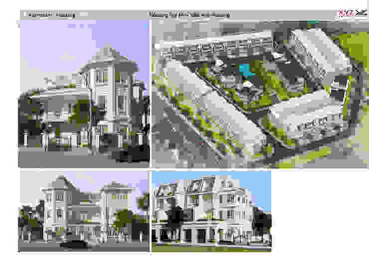 Một số dự án điển hình công ty cổ phần X.Y.Z đã triển khai Nhà phong cách Bắc Âu bởi Công ty cổ phần X.Y.Z Bắc Âu