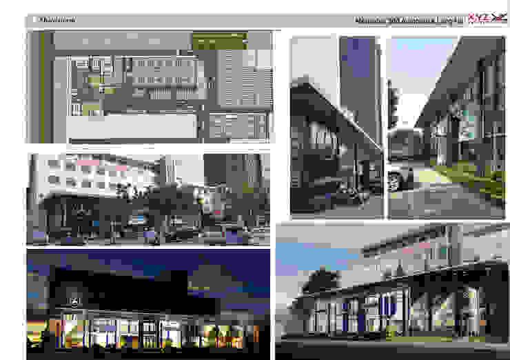 Một số dự án điển hình công ty cổ phần X.Y.Z đã triển khai bởi Công ty cổ phần X.Y.Z Hiện đại