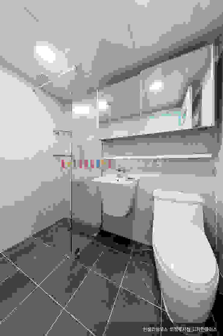 의정부 호원동 신원아파트 인테리어 모던스타일 욕실 by 디자인플러스 모던