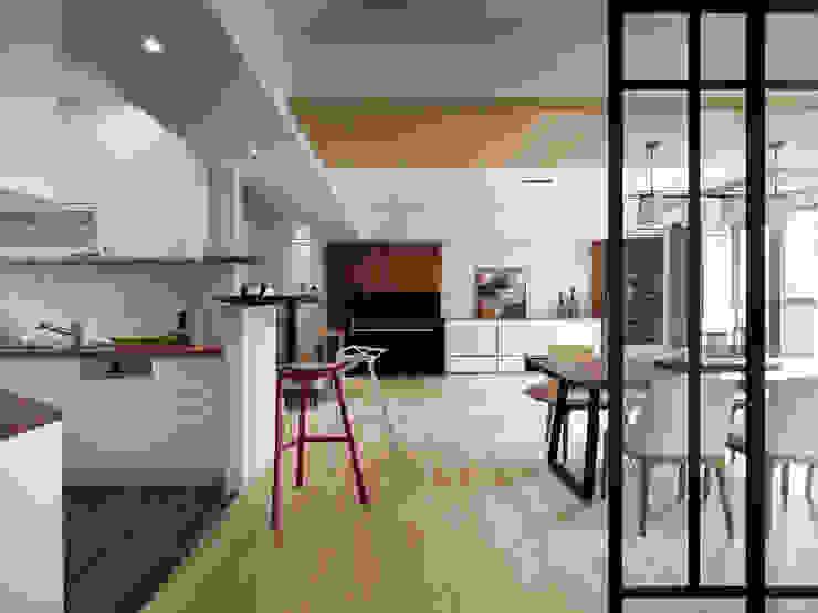 金山南路新婚宅 根據 星葉室內裝修有限公司 北歐風