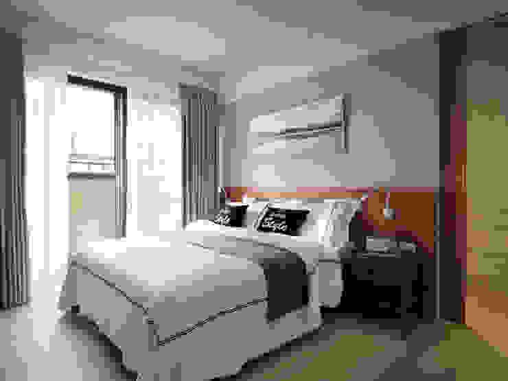 Scandinavische slaapkamers van 星葉室內裝修有限公司 Scandinavisch