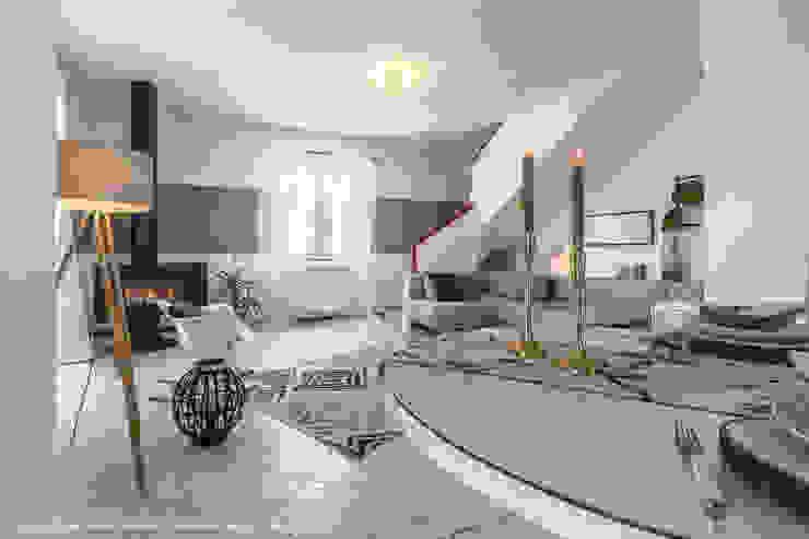Sapere di Casa - Architetto Elena Di Sero Home Stager Modern Living Room