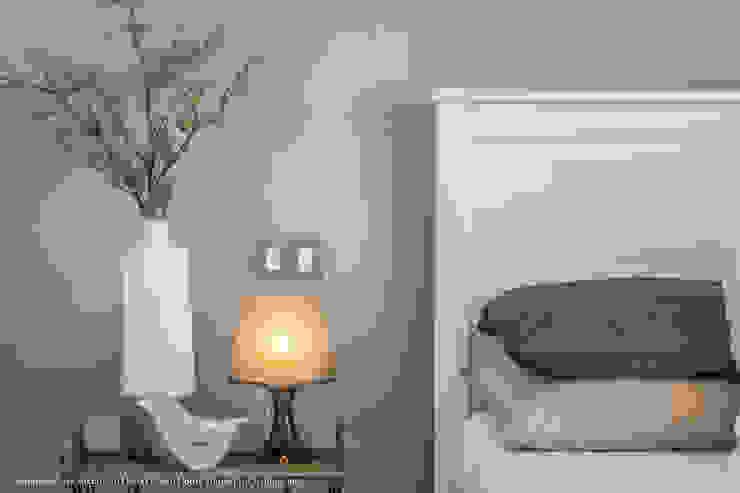 Sapere di Casa - Architetto Elena Di Sero Home Stager Modern style bedroom Grey