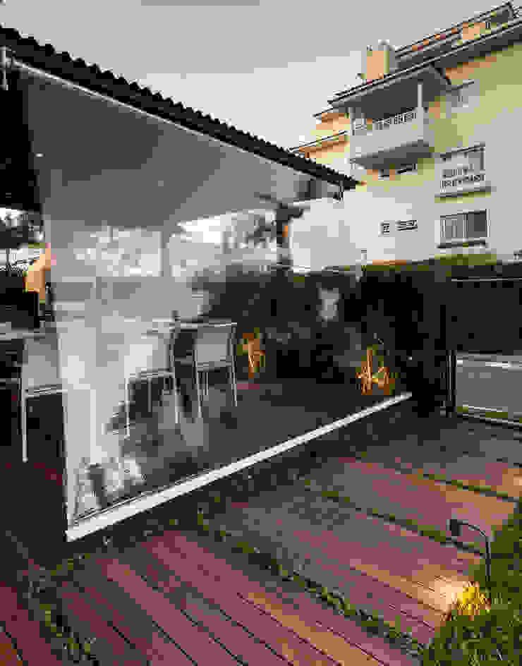 by branco arquitetura Tropical