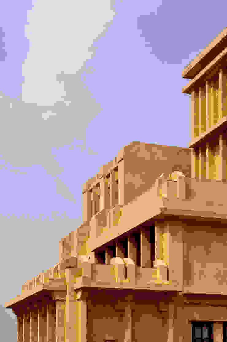 Casas de estilo ecléctico de Chaukor Studio Ecléctico
