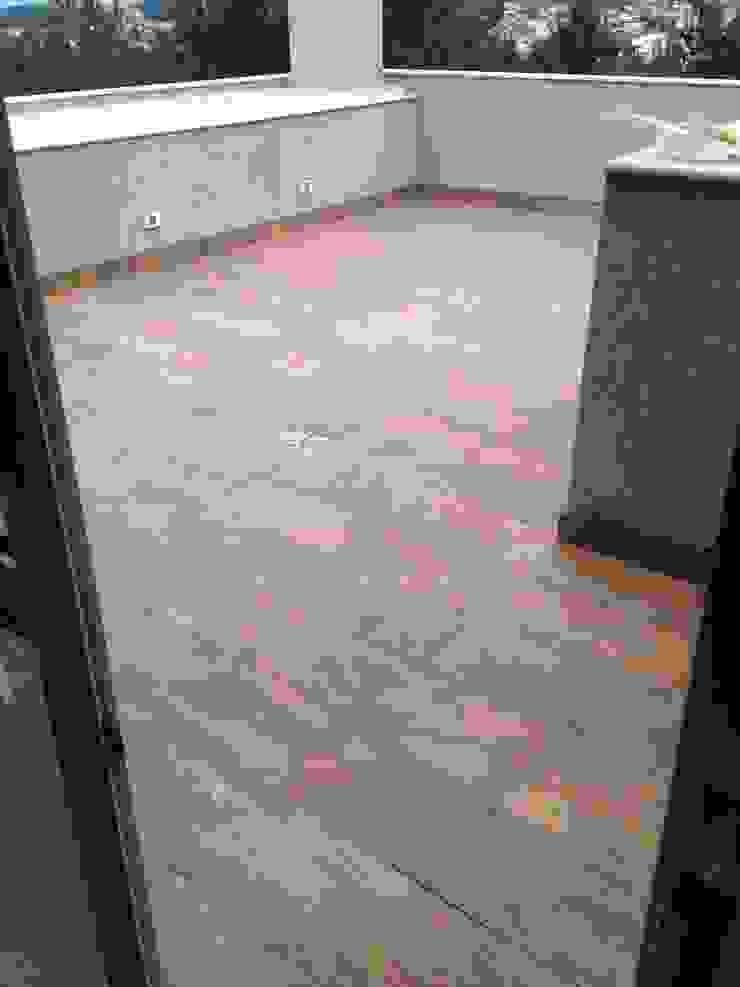 Revit pisos e revestimentos Modern Walls and Floors
