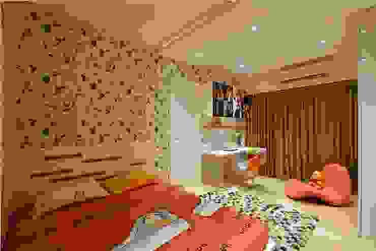 Daughters bedroom Modern style bedroom by homify Modern