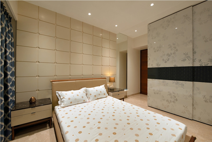 Guest bedroom Modern style bedroom by homify Modern