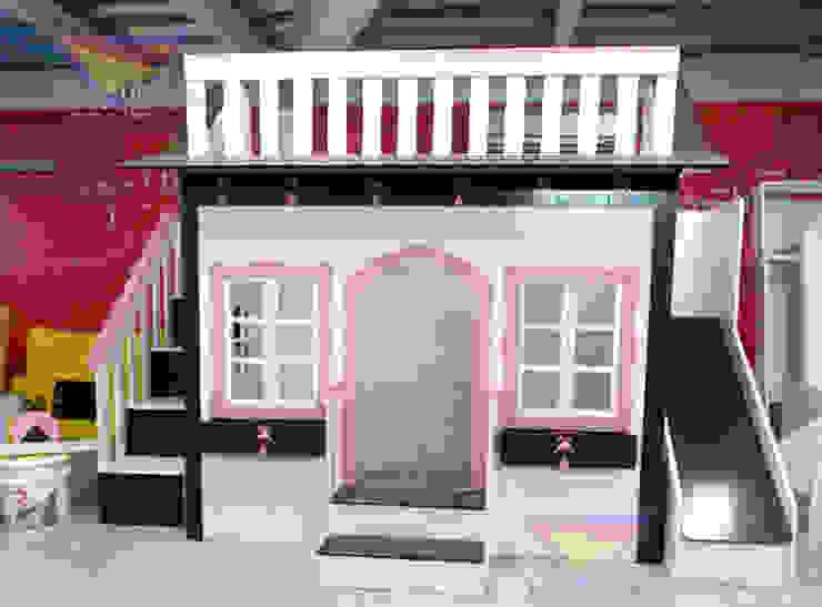 preciosa casita de catarinas de camas y literas infantiles kids world Clásico