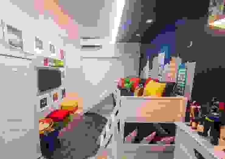 Quarto Super Heróis | Dahma ll | Campo Grande - MS Juliana Trivellato Arquiteta Quartos dos meninos