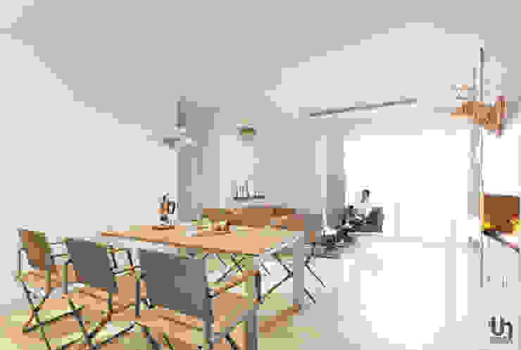 Căn hộ phong các tối giản đương đại (Minimalist Contemporary):  Spa by Tuan Han Design Studio