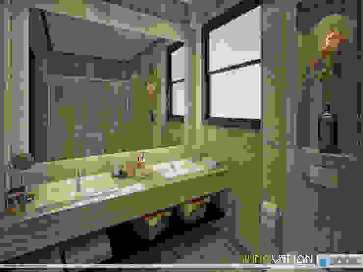 Bathroom Modern bathroom by INNOVATION DESIGN STUDIO Modern Marble